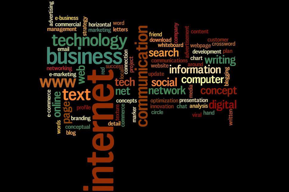 internet words